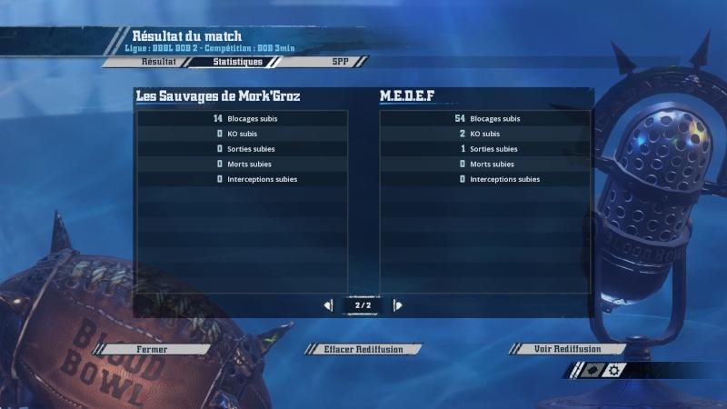 [Cysterion] Les Sauvages de Mork'groz 2-0 M.E.D.E.F [Lamenoire_1] 20160316