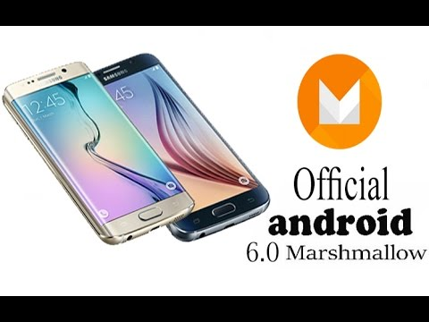 marshmallow 6.0.1 Officielle pour le (Galaxy S6 - SM-G920F) Hqdefa10