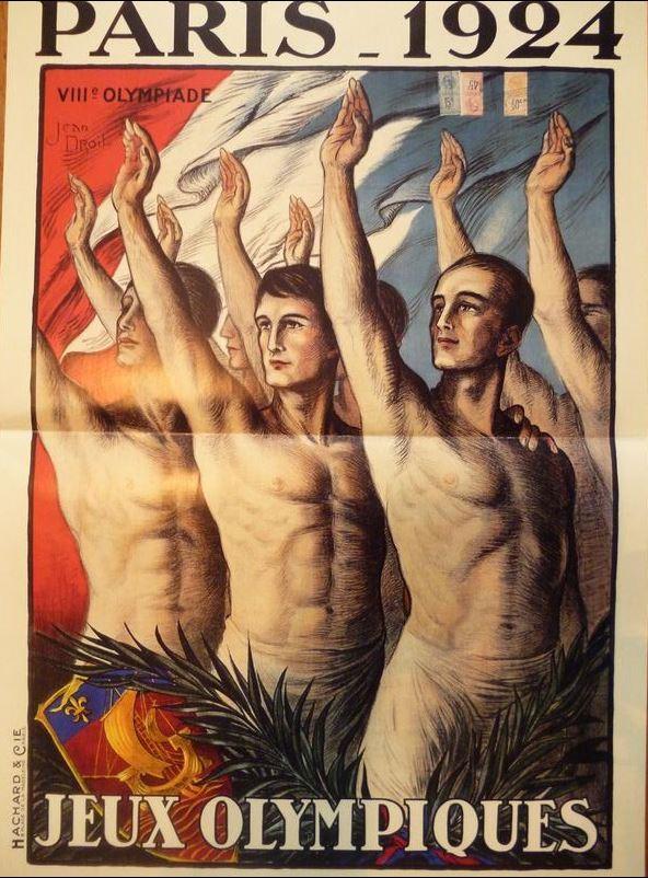 JEUX OLYMPIQUES PARIS 1924 Captur12