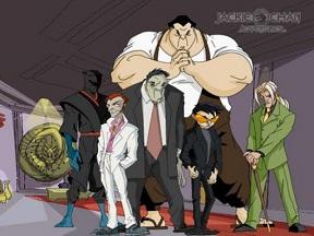 Jackie Chan ou le dessin animé de mon enfance 45605610
