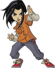 Jackie Chan ou le dessin animé de mon enfance Jade_c10