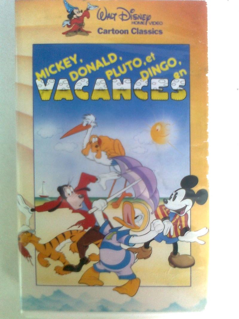 [Collection] Walt Disney Home Vidéo Photo812