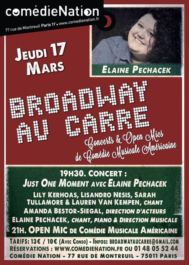 [Paris] Broadway au Carré 12747410
