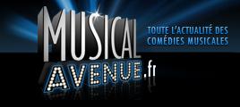 Fausse Moustache, la Comédie Musicale Logo11