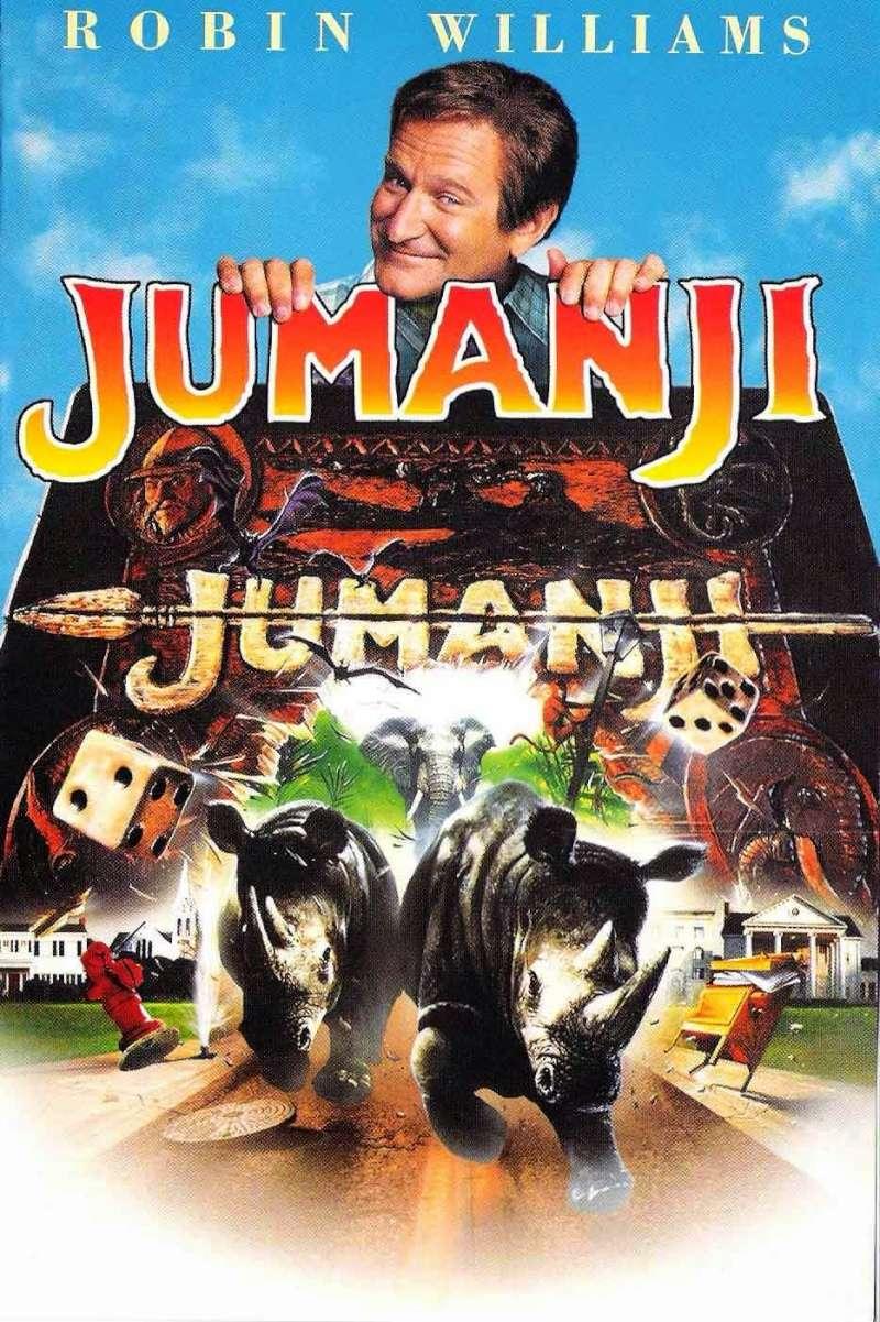 فيلم Jumanji جومانجى مترجم 296010