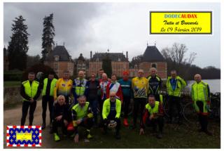 Dodécaudax en Touraine - Page 24 Groupe14