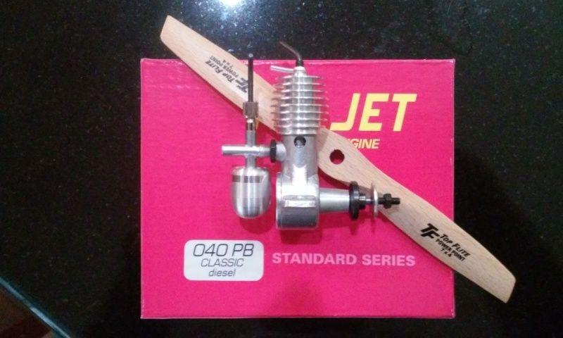 M P Jet 040 PB Classic Diesel Mp110