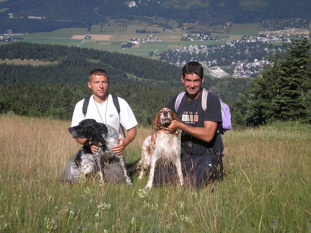 USKY,le chien d' une vie  09410