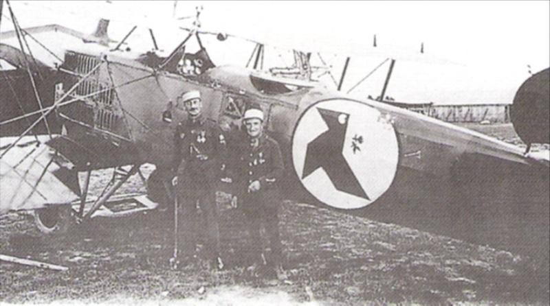 Französischer Flugsimulator 1918 - Diorama Maßstab 1:16 Pilote11