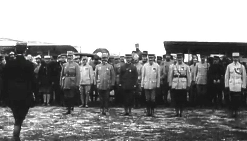 Französischer Flugsimulator 1918 - Diorama Maßstab 1:16 Pilote15