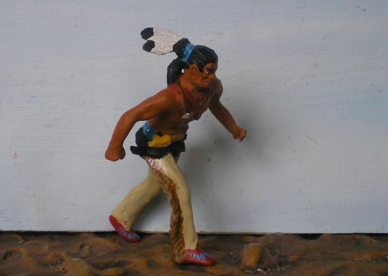 Bemalungen, Umbauten, Modellierungen – neue Indianer für meine Dioramen - Seite 5 108g3a10