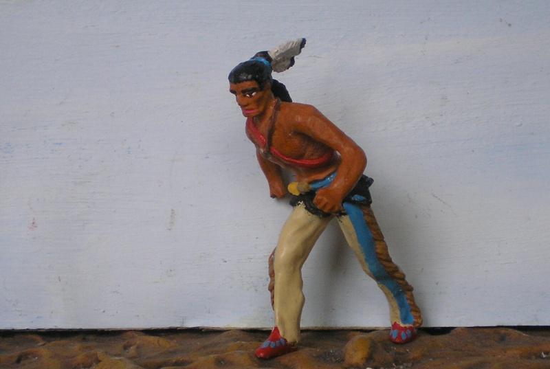 Bemalungen, Umbauten, Modellierungen – neue Indianer für meine Dioramen - Seite 5 108g3b10