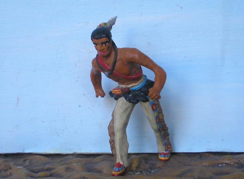 Bemalungen, Umbauten, Modellierungen – neue Indianer für meine Dioramen - Seite 5 108g3d11