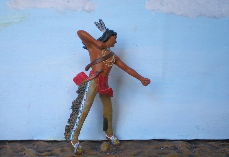 Bemalungen, Umbauten, Modellierungen – neue Indianer für meine Dioramen - Seite 5 113d4_10