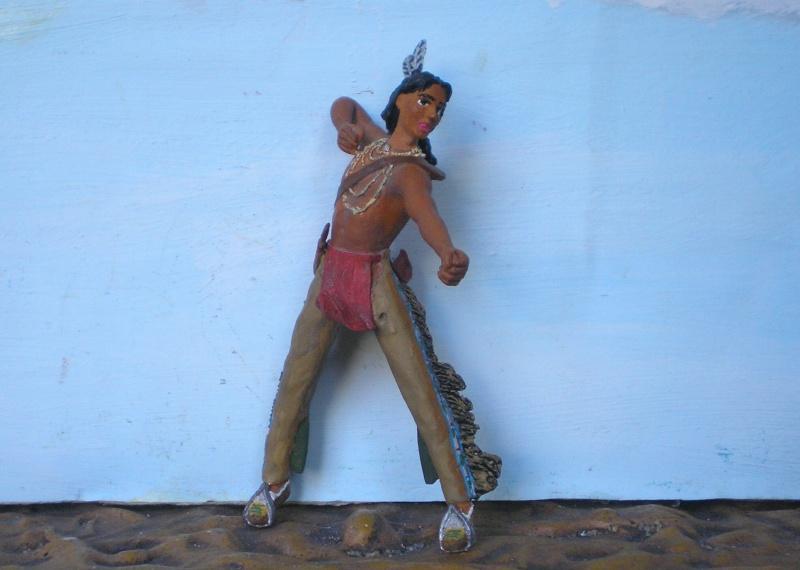 Bemalungen, Umbauten, Modellierungen – neue Indianer für meine Dioramen - Seite 5 113d5_11