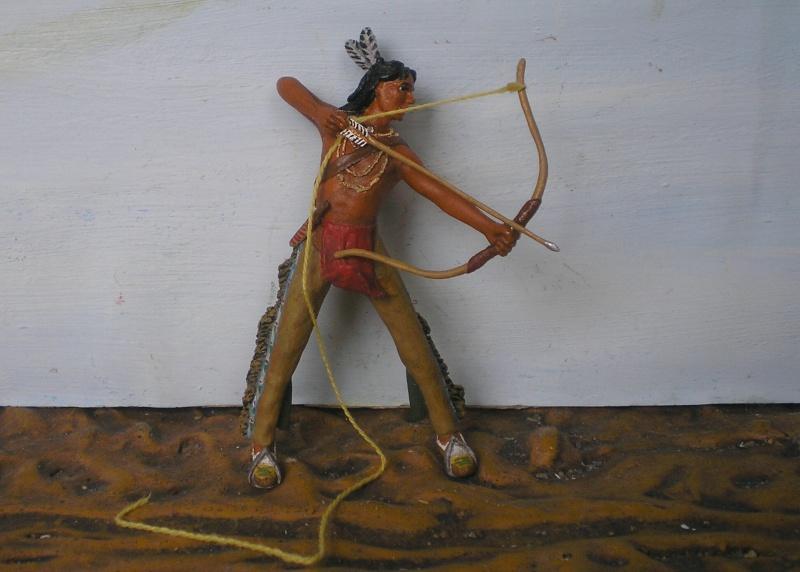 Bemalungen, Umbauten, Modellierungen – neue Indianer für meine Dioramen - Seite 5 113f2b10
