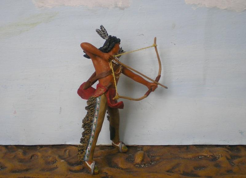 Bemalungen, Umbauten, Modellierungen – neue Indianer für meine Dioramen - Seite 5 113f2c10