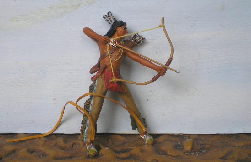 Bemalungen, Umbauten, Modellierungen – neue Indianer für meine Dioramen - Seite 5 113f3a10