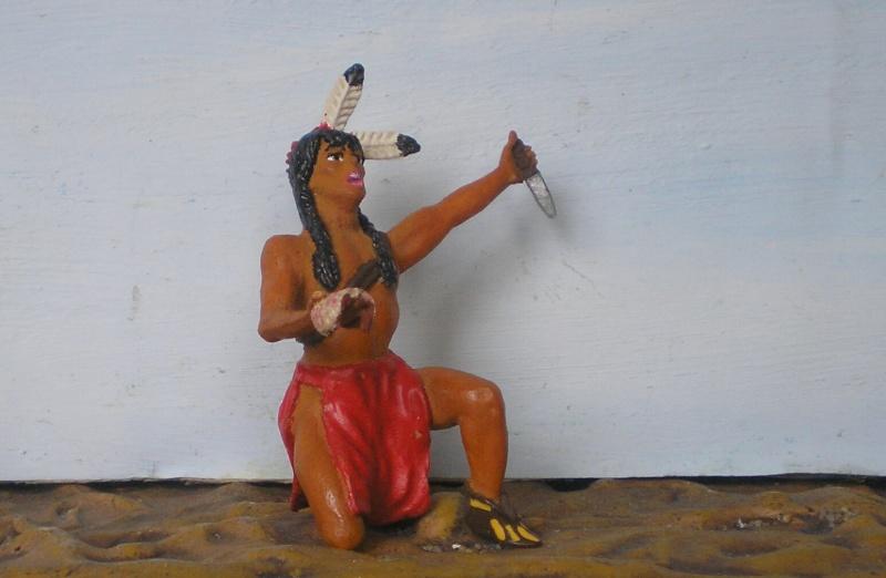 Bemalungen, Umbauten, Modellierungen – neue Indianer für meine Dioramen - Seite 5 115a2f10