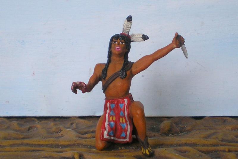 Bemalungen, Umbauten, Modellierungen – neue Indianer für meine Dioramen - Seite 5 115a2h10