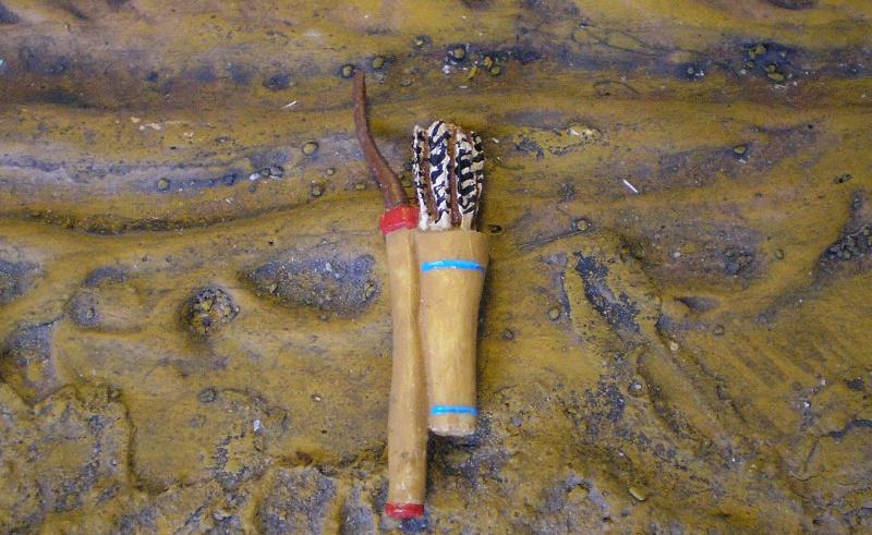 Bemalungen, Umbauten, Modellierungen – neue Indianer für meine Dioramen - Seite 5 115a2i10