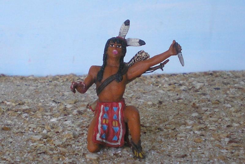 Bemalungen, Umbauten, Modellierungen – neue Indianer für meine Dioramen - Seite 5 115a2j10