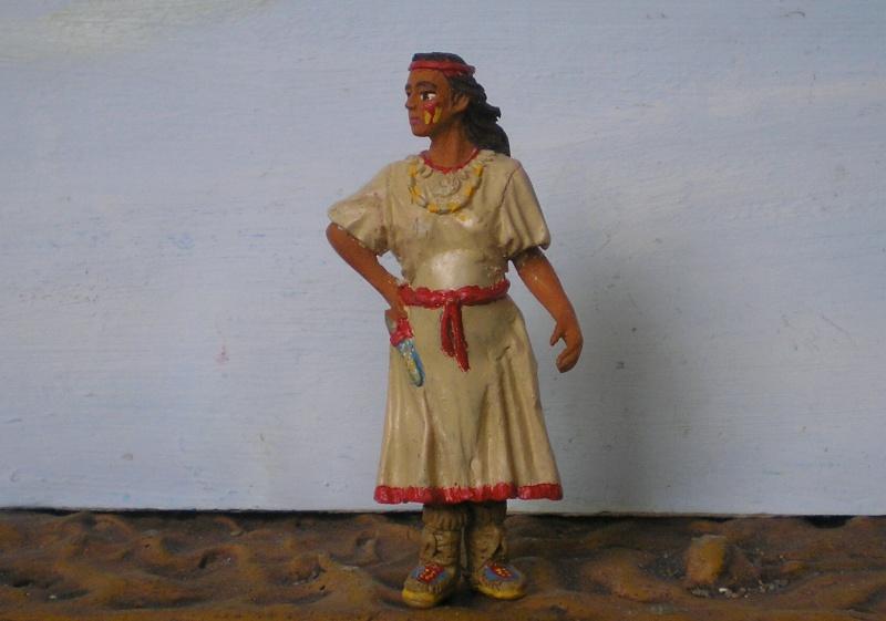 Bemalungen, Umbauten, Modellierungen – neue Indianer für meine Dioramen - Seite 5 154d3_10