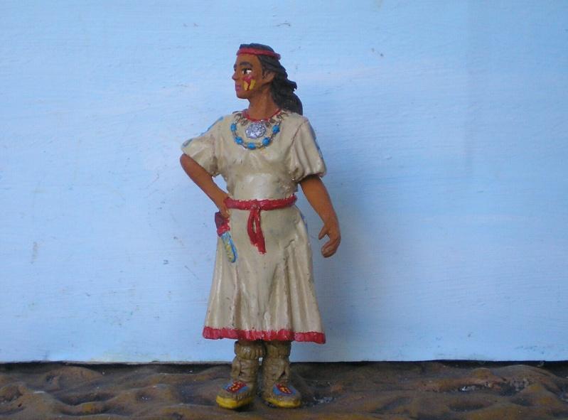 Bemalungen, Umbauten, Modellierungen – neue Indianer für meine Dioramen - Seite 5 154d5a10