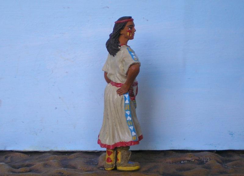 Bemalungen, Umbauten, Modellierungen – neue Indianer für meine Dioramen - Seite 5 154d5b10