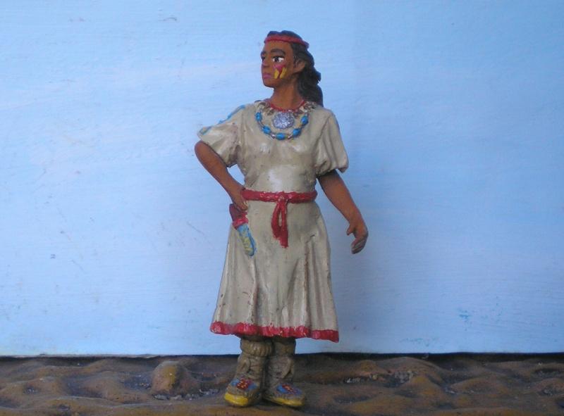Bemalungen, Umbauten, Modellierungen – neue Indianer für meine Dioramen - Seite 5 154d6_11