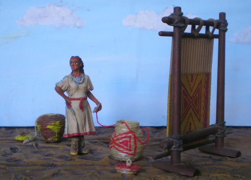 Bemalungen, Umbauten, Modellierungen – neue Indianer für meine Dioramen - Seite 5 154e2e10