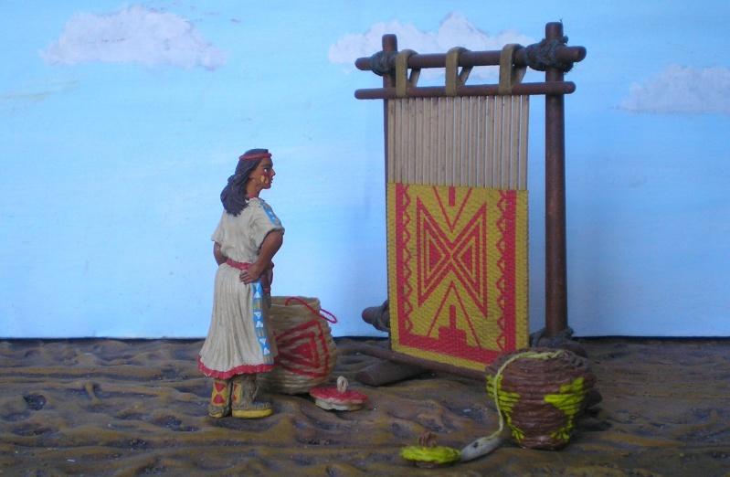 Bemalungen, Umbauten, Modellierungen – neue Indianer für meine Dioramen - Seite 5 154e2g10