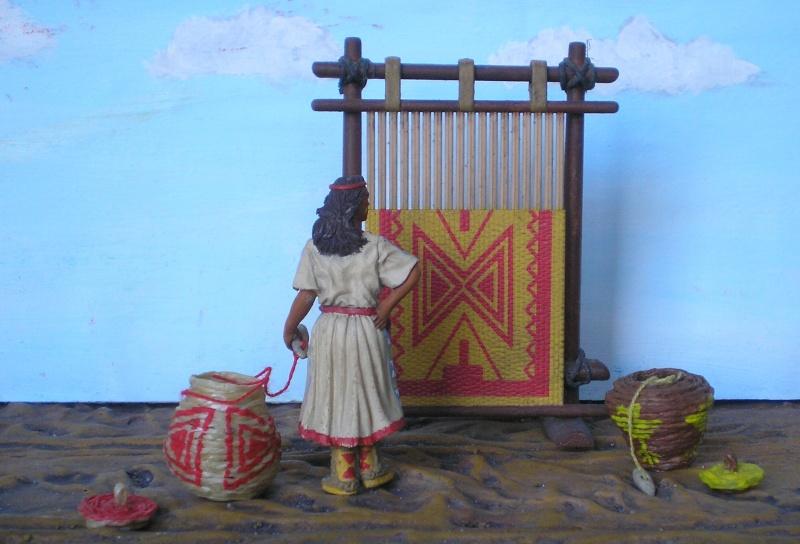 Bemalungen, Umbauten, Modellierungen – neue Indianer für meine Dioramen - Seite 5 154e2h10