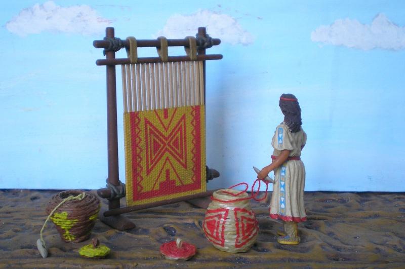 Bemalungen, Umbauten, Modellierungen – neue Indianer für meine Dioramen - Seite 5 154e2i10