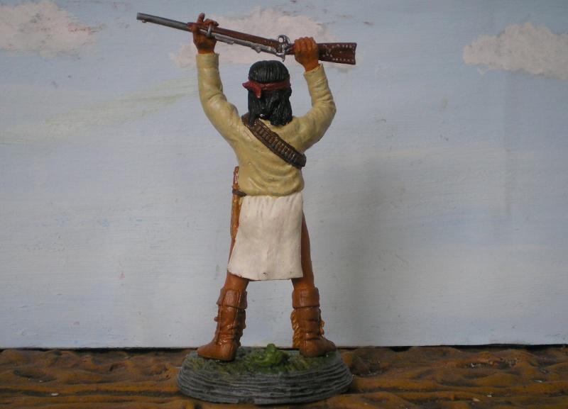 Bemalungen, Umbauten, Modellierungen – neue Indianer für meine Dioramen - Seite 5 201b8a10