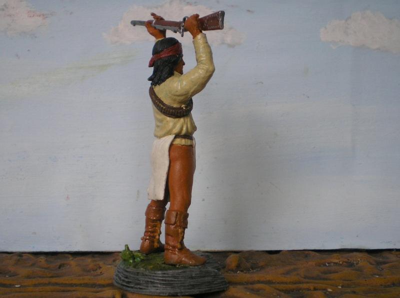Bemalungen, Umbauten, Modellierungen – neue Indianer für meine Dioramen - Seite 5 201b8b10