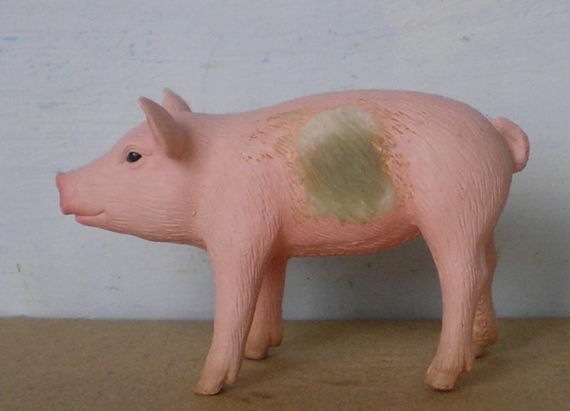 Bemalungen, Umbauten, Modellierungen - neue Tiere für meine Dioramen - Seite 2 212b2a10
