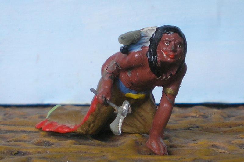 Bemalungen, Umbauten, Modellierungen – neue Indianer für meine Dioramen - Seite 4 214b3b10