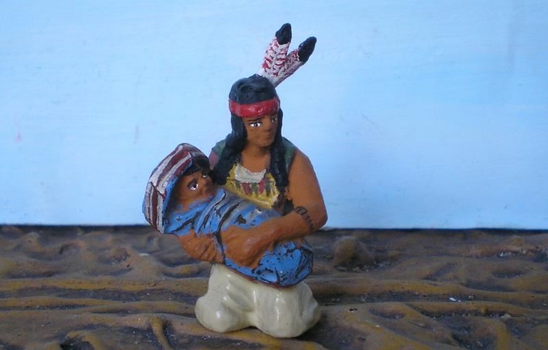 Bemalungen, Umbauten, Modellierungen – neue Indianer für meine Dioramen - Seite 5 214d3d12