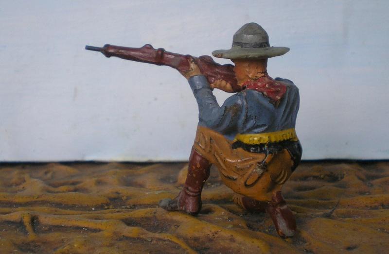 Bemalungen, Umbauten, Modellierungen - neue Cowboys für meine Dioramen - Seite 2 214e3c10