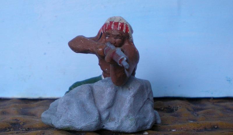 Bemalungen, Umbauten, Modellierungen – neue Indianer für meine Dioramen - Seite 4 214l4c10