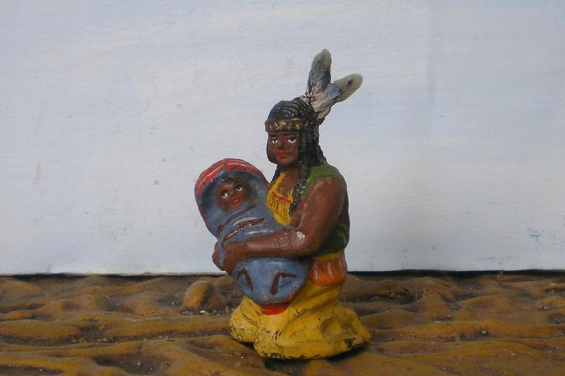 Bemalungen, Umbauten, Modellierungen – neue Indianer für meine Dioramen - Seite 4 214o2a10