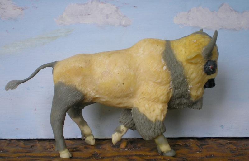 Bemalungen, Umbauten, Modellierungen - neue Tiere für meine Dioramen - Seite 2 216c3c10