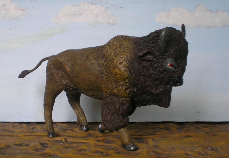 Bemalungen, Umbauten, Modellierungen - neue Tiere für meine Dioramen - Seite 2 216d6d10