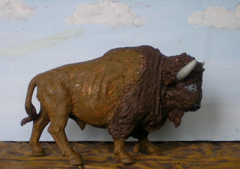 Bemalungen, Umbauten, Modellierungen - neue Tiere für meine Dioramen - Seite 2 222b3b10