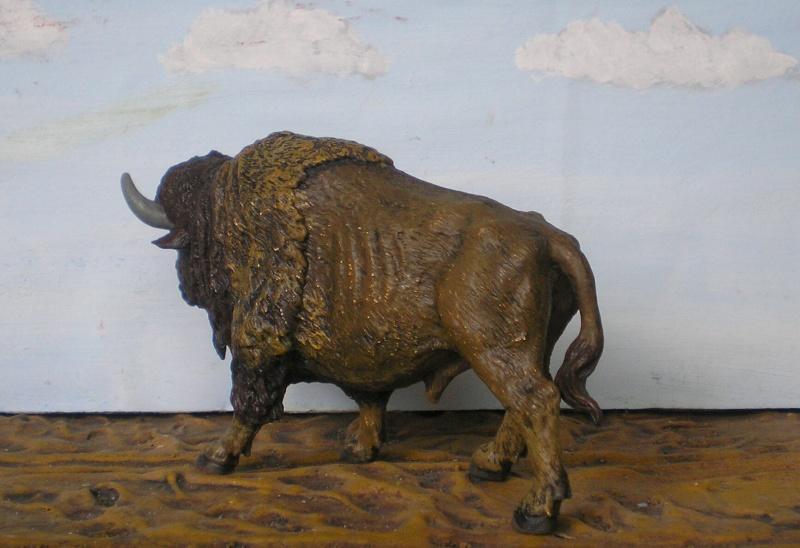 Bemalungen, Umbauten, Modellierungen - neue Tiere für meine Dioramen - Seite 2 222b6b10