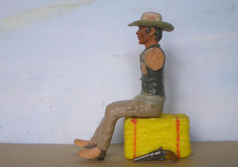 Bemalungen, Umbauten, Modellierungen - neue Cowboys für meine Dioramen - Seite 12 276d5b10