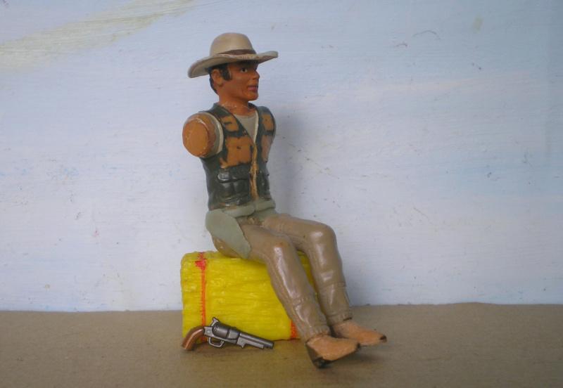 Bemalungen, Umbauten, Modellierungen - neue Cowboys für meine Dioramen - Seite 12 276d5b11