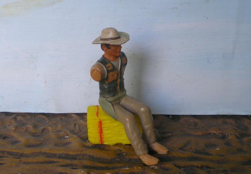 Bemalungen, Umbauten, Modellierungen - neue Cowboys für meine Dioramen - Seite 12 276d5c10