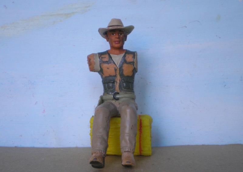 Bemalungen, Umbauten, Modellierungen - neue Cowboys für meine Dioramen - Seite 13 276d5d10
